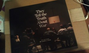 they tell the truth about war, book, laura fong, adam griffiths,